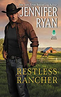 Book Cover: Restless Rancher: Wild Rose Ranch