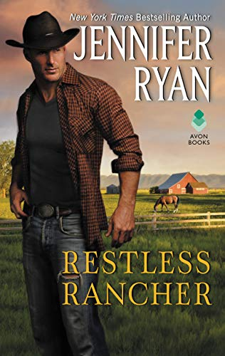 Restless Rancher: Wild Rose Ranch by [Ryan, Jennifer]