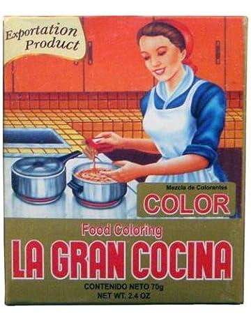 Triguisar Color / Food Coloring (La Gran Cocina) Pack of 12