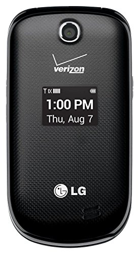 Lg Vn170 Revere 3 Verizon Wireless Camera Flip Phone - (Renewed)