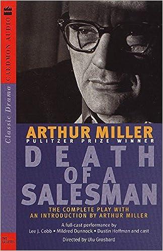 Amazon.com Death of a Salesman (9781559942560) Arthur H