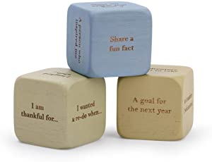 Redrock Traditions Yesterday, Today, Tomorrow Conversation Blocks Interactive Dice Game Set