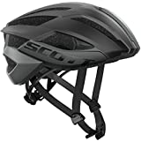 Cheap Scott Arx PLUS Bike Helmet – Black Medium