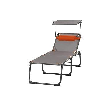 Kevin Longue Bain De Camping Portail Avec SoleilChaise ID2H9WE