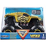 Monster Jam, Official Max D Monster Truck, Die-Cast Vehicle, 1:24 Scale