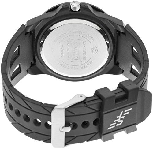 Sonata Analog Black Dial Men's Watch -NL7929PP08