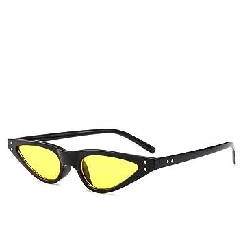 YLNJYJ 7 Colores Gafas De Sol Ovaladas Oval De Montura ...