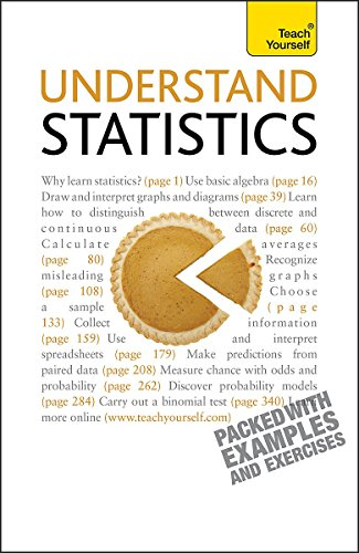 Understand Statistics (Teach Yourself Maths)