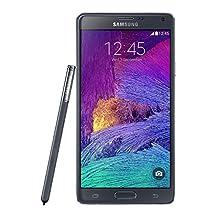 Samsung Galaxy Note 4 N910C Unlocked Cellphone, International Version, 32GB, Black