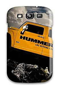Awesome ITRLCkW2074SOohb ZippyDoritEduard Defender Tpu Hard Case Cover For Galaxy S3- Cars Hummers