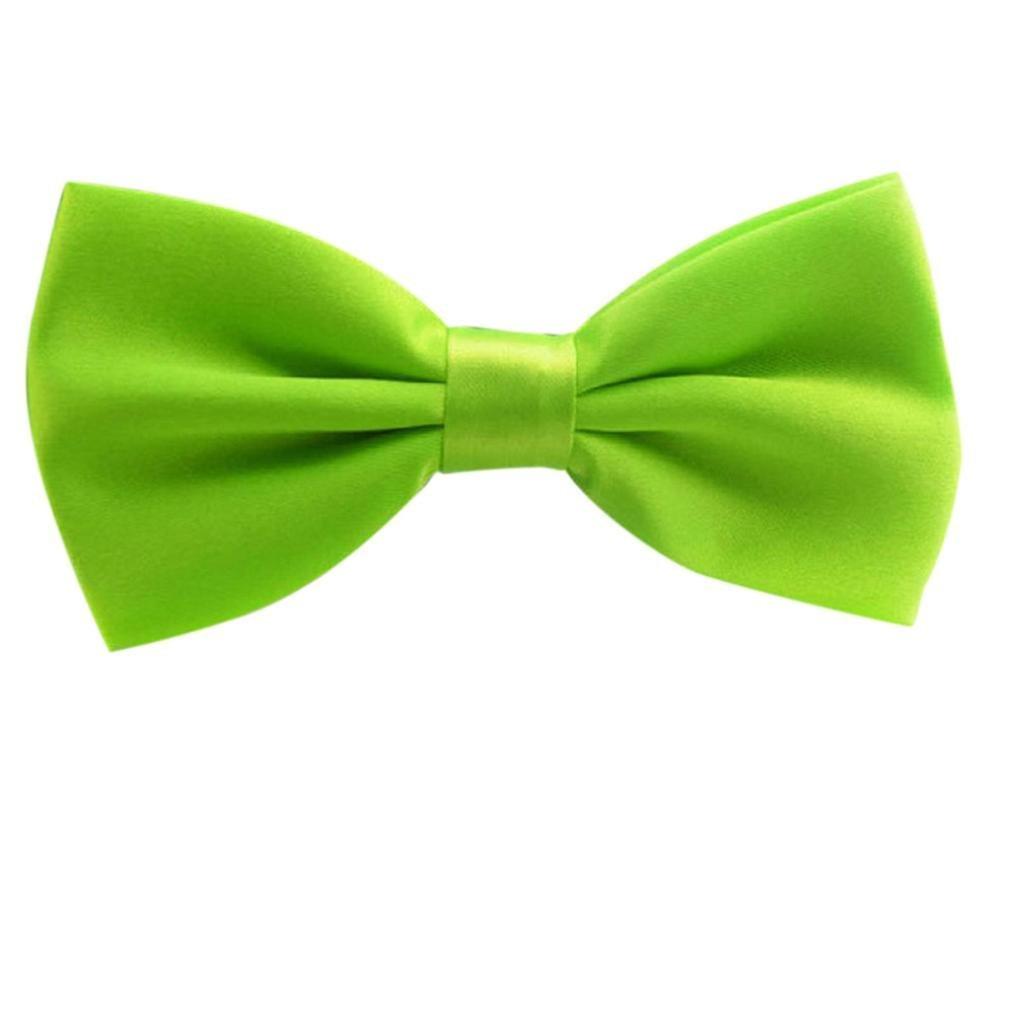 Baishitop Classic Formal Tuxedo Wedding Bow Tie Men's Bow Tie