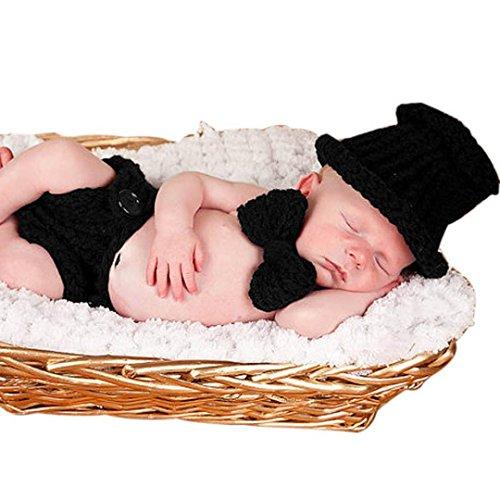 DDLBiz Newborn Crochet Costume Photography