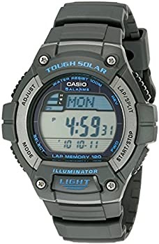Casio Men's Tough Solar Watch