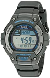 Casio Men's W-S220-8AVCF Grey Watch