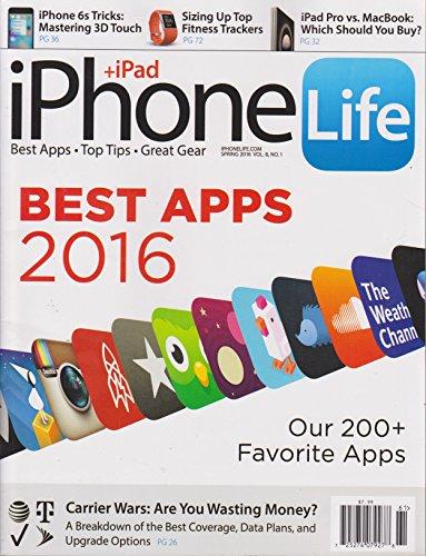 iPhone Life Magazine Spring 2016 (Life Magazine Spring)