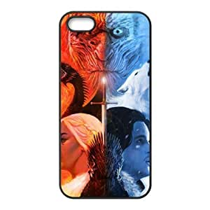 GameofThrones FG5005241 Phone Back Case Customized Art Print Design Hard Shell Protection Iphone 5,5S