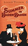 Front cover for the book Summer in Baden-Baden by Leonid Tsypkin