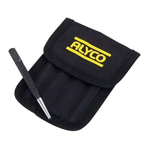 Alyco 140010 - Juego punzones centradores