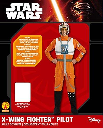 Rubie's Costume Star Wars A New Hope X-Wing Pilot Costume