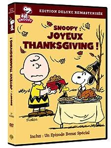 "Afficher ""Snoopy Snoopy - Joyeux Thanksgiving !"""
