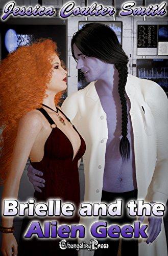 Brielle and the Alien Geek (Intergalactic Brides 1)