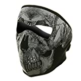 ZAN Headgear Full Face Skull Neoprene Protective Facemask