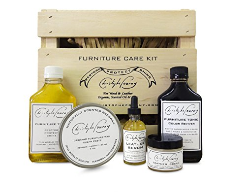Christophe Pourny Furniture Care Kit by Christophe Pourny Studio