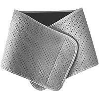 Waist Trimmer Trainer Belt, Sweat Wrap Exercise Belt for Stomach Weight Loss Women Men Fitness Workout Sweat Sauna Belt…