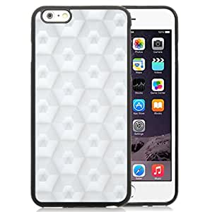 Fashion DIY Custom Designed iPhone 6 Plus 5.5 Inch Phone Case For White 3D Shapes Phone Case Cover