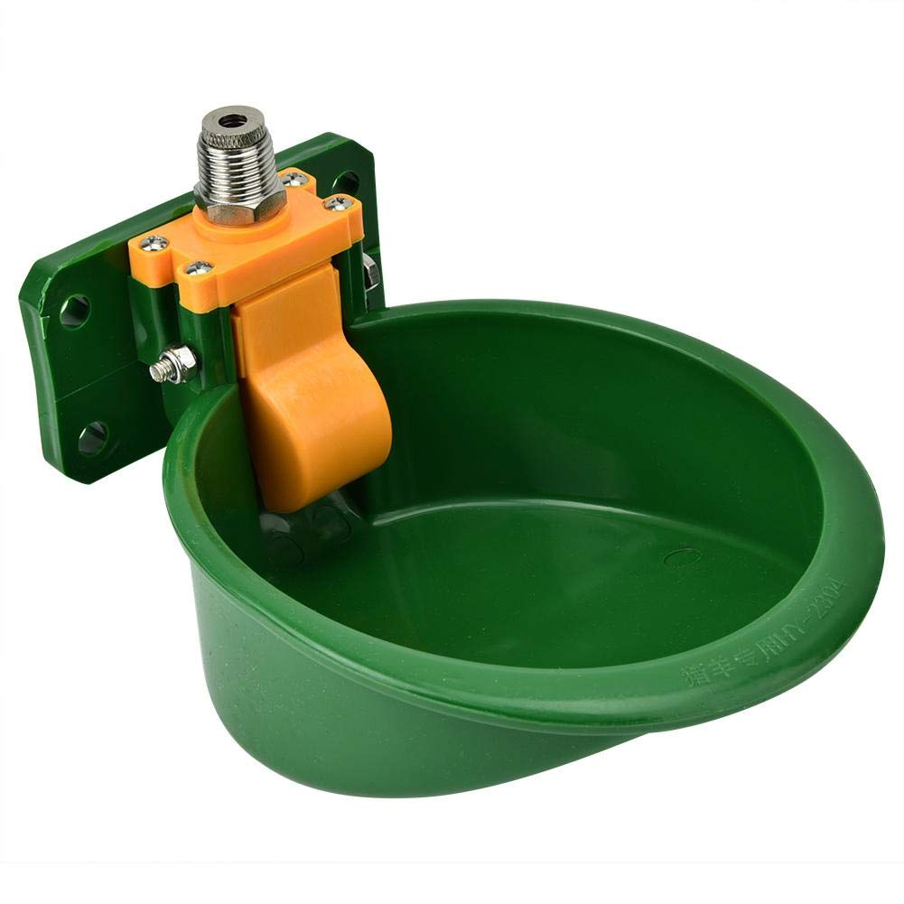 HEEPDD Pig Sheep Automatic Water Bowl, Farm New Model Drinking Fountains Watering System Livestock Tool for Goat Calves Cattle Pig Dog Piglets by HEEPDD