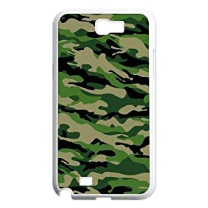 Camouflage Pattern ZLB559741 Personalized Case for Samsung Galaxy Note 2 N7100, Samsung Galaxy Note 2 N7100 Case
