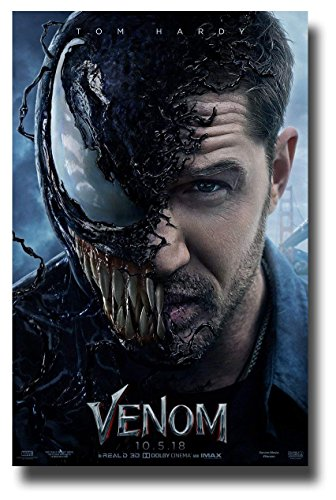 bribase shop Venom Poster Movie Promo 36 x 24 inches 2018 To