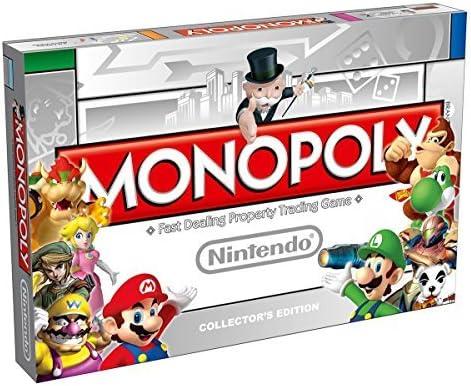 Super Mario Monopoly Juego De Mesa: Amazon.es: Juguetes y juegos