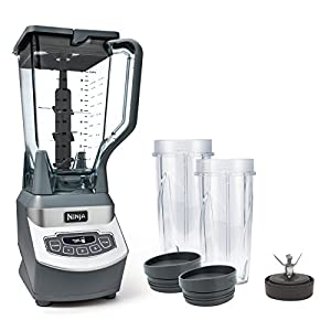 Ninja Professional Countertop Blender with 1100-Watt Base, 72 Oz Total Crushing Pitcher and (2) 16 Oz Cups for Frozen… 6