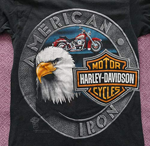 Harley-Davidson Men/'s Americana Eagle Tee 96183-18VM