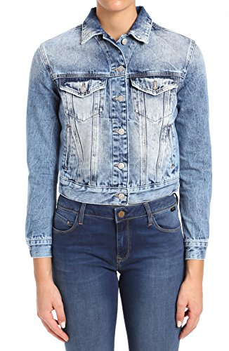 In Jeans Worn Mavi (Mavi Tina Mid Cool, Blue, XL)