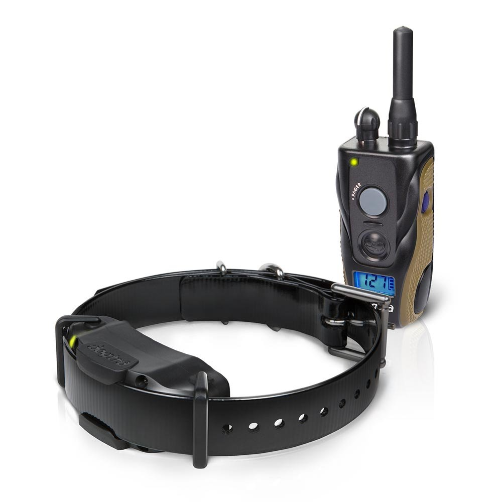 Dogtra 1900S - Ergonomic 3/4-Mile IPX9K Waterproof High-Output Remote Dog Training E-Collar by Dogtra
