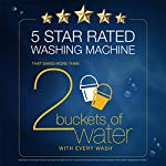 Whirlpool 7.5 kg 5 Star Inverter Fully-Automatic Top Loading Washing Machine with In-Built Heater (360 Bloomwash PRO INV H, Graphite, Intellisense Inverter Motor)