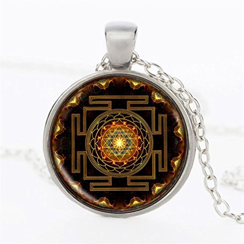 Boardwalk Empire Halloween Costume Ideas (Iumer Fashion Buddhist Sri Yantra Sri Jewelery Pendant Sacred Geometry Necklace, Wholesale Jewelry)