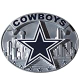 NFL Dallas Cowboys Team Belt Buckle, 2''