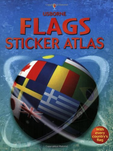 Sticker Atlas Flags - Flags Sticker Atlas
