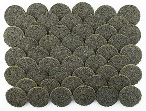 Pro Select Abrasives 50 pc Extra Thick 2'' Coarse Roloc Surface Conditioning Disc, Lasts 3X Longer Than Other Name Brands, Amazing Surface Finishing by Pro Select Abrasives (Image #3)