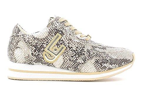 LIU JO Shoes - Sneaker S66067 E0331 - pitone grigio Grigio