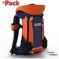 SaddleBaby Shoulder Carrier Pack Model