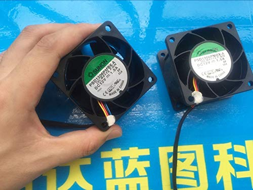 6038 cm 12 v 1.5 A 4 Wire PWM Charging A Cooling Fan Violence REFIT New Building Must 6 cm