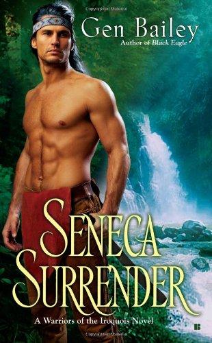 book cover of Seneca Surrender