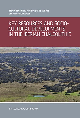Read Online Key Resources and Socio-Cultural Developments in the Iberian Chalcolithic pdf