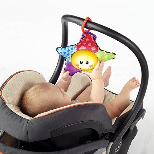 51oWtDbTucL - Baby Einstein Caterpillar & Friends Play Gym with Lights and Melodies, Ages Newborn +
