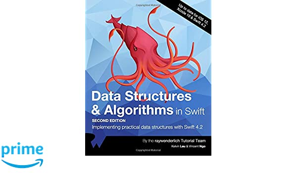 Data Structures & Algorithms in Swift: Implementing