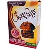 CHOCORITE CHOCOLATE VALUE PACK -6 24 GRAM BARS-SUGAR FREE-35 CALORIES PER